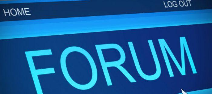 Website update- New Forum - coming soon