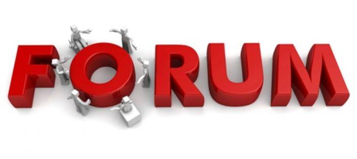 New Website Forum