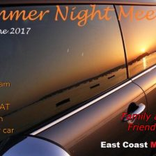 Summer evening meet 2017