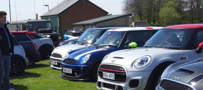 Mini Fest Standford Hall 2018