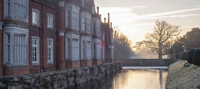 Helmingham Hall Christmas Market- ECMC gets in the Christmas Spirit